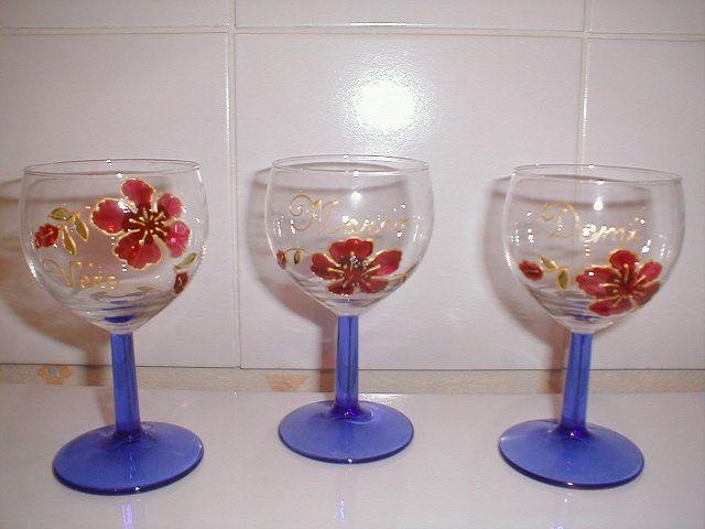 Peinture sur verre personnaliser verre for Enlever peinture sur verre